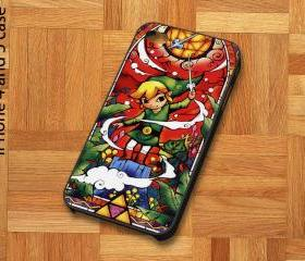 Legend of Zelda Custom iPhone 4 / 4S Case
